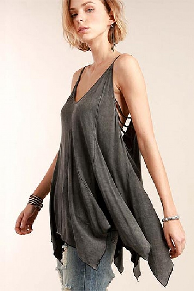 SIDE DETAILED TUNIC